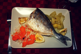 Baked Sea Bream, 650 gr.