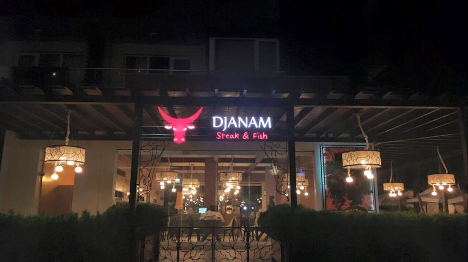 DJANAM STEAK HOUSE