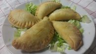 Homemade Empanadas with minced meat