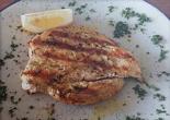 Мариновани пилешки гърди по Тоскански на скара