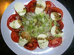 Mozarella Salad
