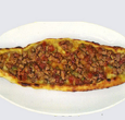 Pide with Kushbashe