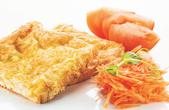 Сандвич Сент Мор /сирене, яйце, кашкавал, домати и моркови/