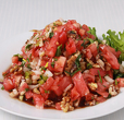 Walnut salad( tomatoes, walnuts, onion, parsley - 350 g)