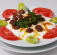 Yogurt kebab